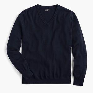 J Crew. Merino wool V-neck sweater. J7958